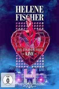 Cover Helene Fischer - Die Stadion Tour - Live [DVD]